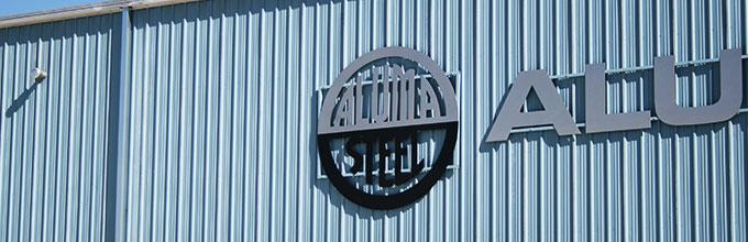 AlumaSteel Steel Fabrication Building